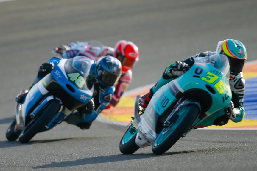 Joan Mir, Leopard Racing, Gran Premio Motul de la Comunitat Valenciana