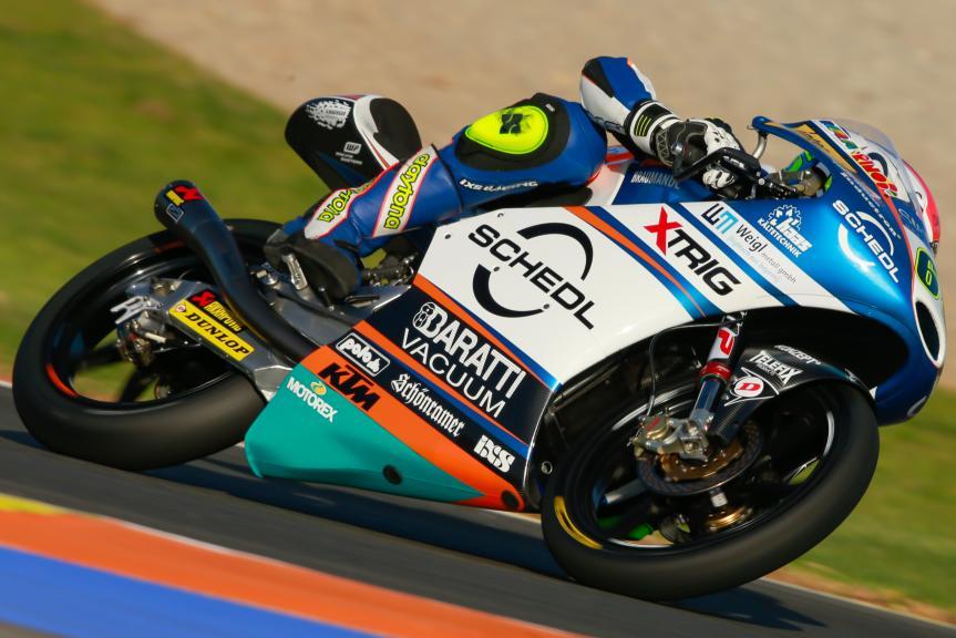 Philipp Oettl, Schedl Grand Prix Racing, Gran Premio Motul de la Comunitat Valenciana