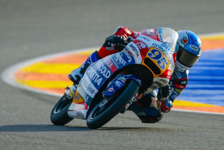 Jules Danilo, Ongetta-Rivacold, Gran Premio Motul de la Comunitat Valenciana
