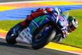 Jorge Lorenzo, Movistar Yamaha MotoGrand Prix, Gran Premio Motul de la Comunitat Valenciana