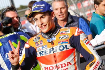 """Marquez: """"Jorge war heute schneller"""""""