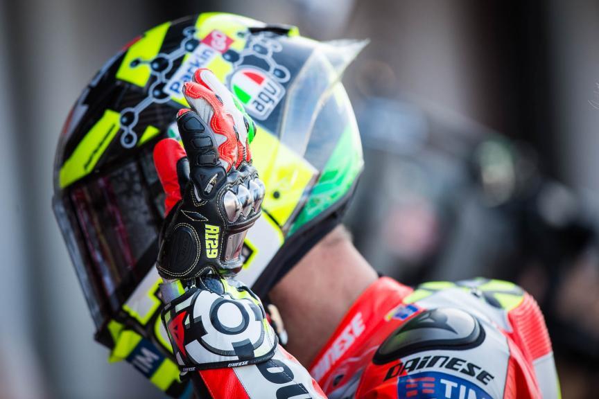 Andrea Iannone, Ducati Team, Gran Premio Motul de la Comunitat Valenciana © 2016 Scott Jones, PhotoGP