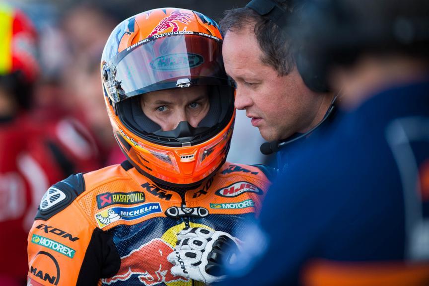 Mika Kallio, Red Bull Ktm Factory Racing, Gran Premio Motul de la Comunitat Valenciana © 2016 Scott Jones, PhotoGP