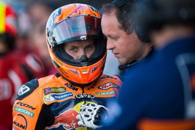 Kallio confident on KTM long-run pace