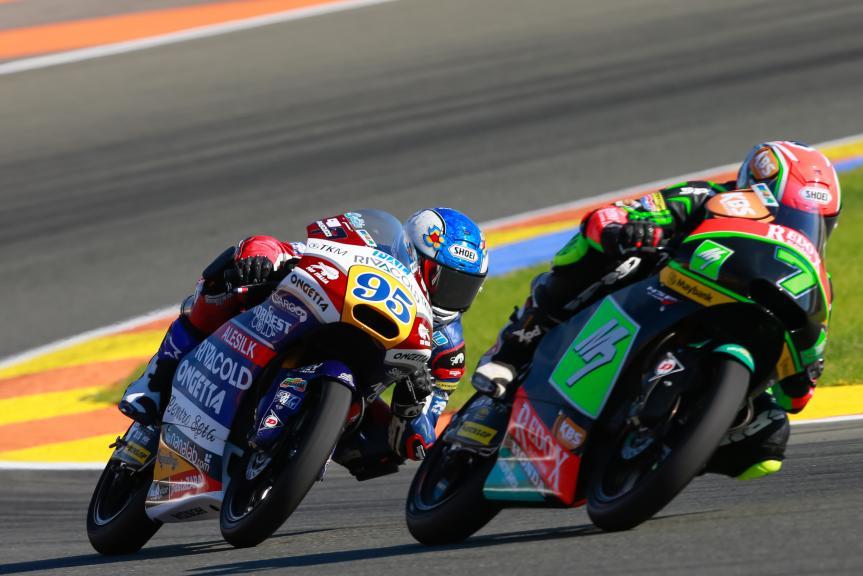 Adam Norrodin, Jules Danilo, Gran Premio Motul de la Comunitat Valenciana