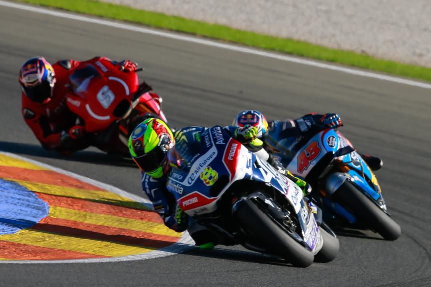 Hector Barbera, Avintia Racing, Gran Premio Motul de la Comunitat Valenciana