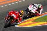 Danilo Petrucci, Alvaro Bautista, Gran Premio Motul de la Comunitat Valenciana