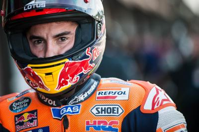 "Marquez: ""I pushed like I had nothing to lose"""