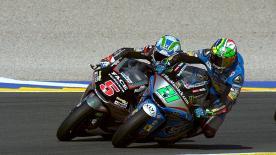1. Fabio di Giannantonio (Moto3) - 113 points 2. Lorenzo Petrarca (Moto3) - 107 points 3. Fabio Spiranelli (Moto3) - 102 points 4. Xavi Vierge (Moto2) - 102 points  5. Maria Herrera (Moto3) - 97 points