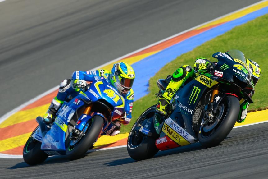 Aleix Espargaro, Pol Espargaro, Gran Premio Motul de la Comunitat Valenciana