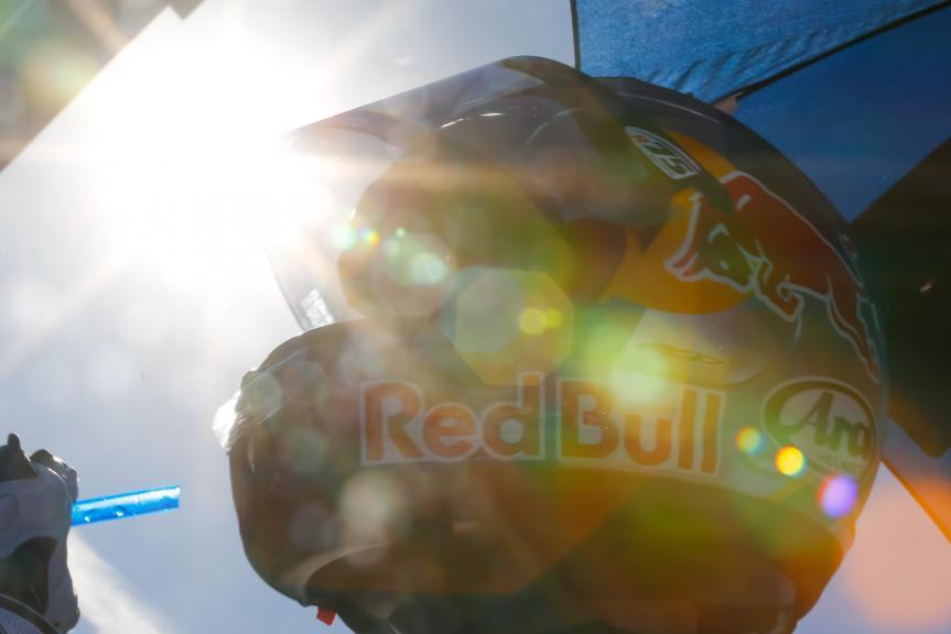 Brad Binder, Red Bull KTM Ajo, Gran Premio Motul de la Comunitat Valenciana
