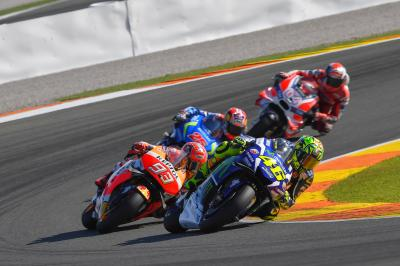 "Rossi: ""I was pushing from beginning to end"""