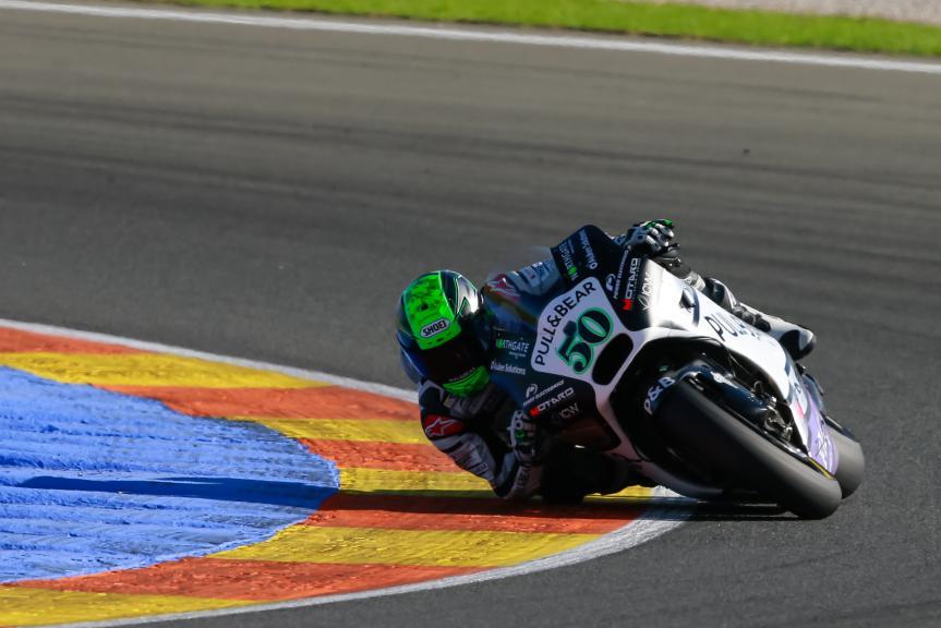 Eugene Laverty, Pull&Bear Aspar Team, Gran Premio Motul de la Comunitat Valenciana