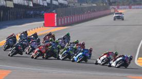 The full race session of the MotoGP™ World Championship at the #ValenciaGP.