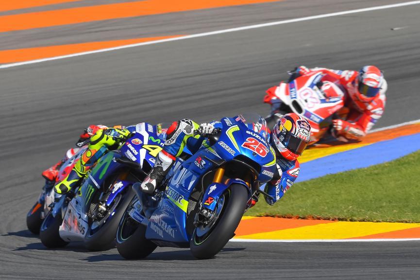 MotoGP, Gran Premio Motul de la Comunitat Valenciana