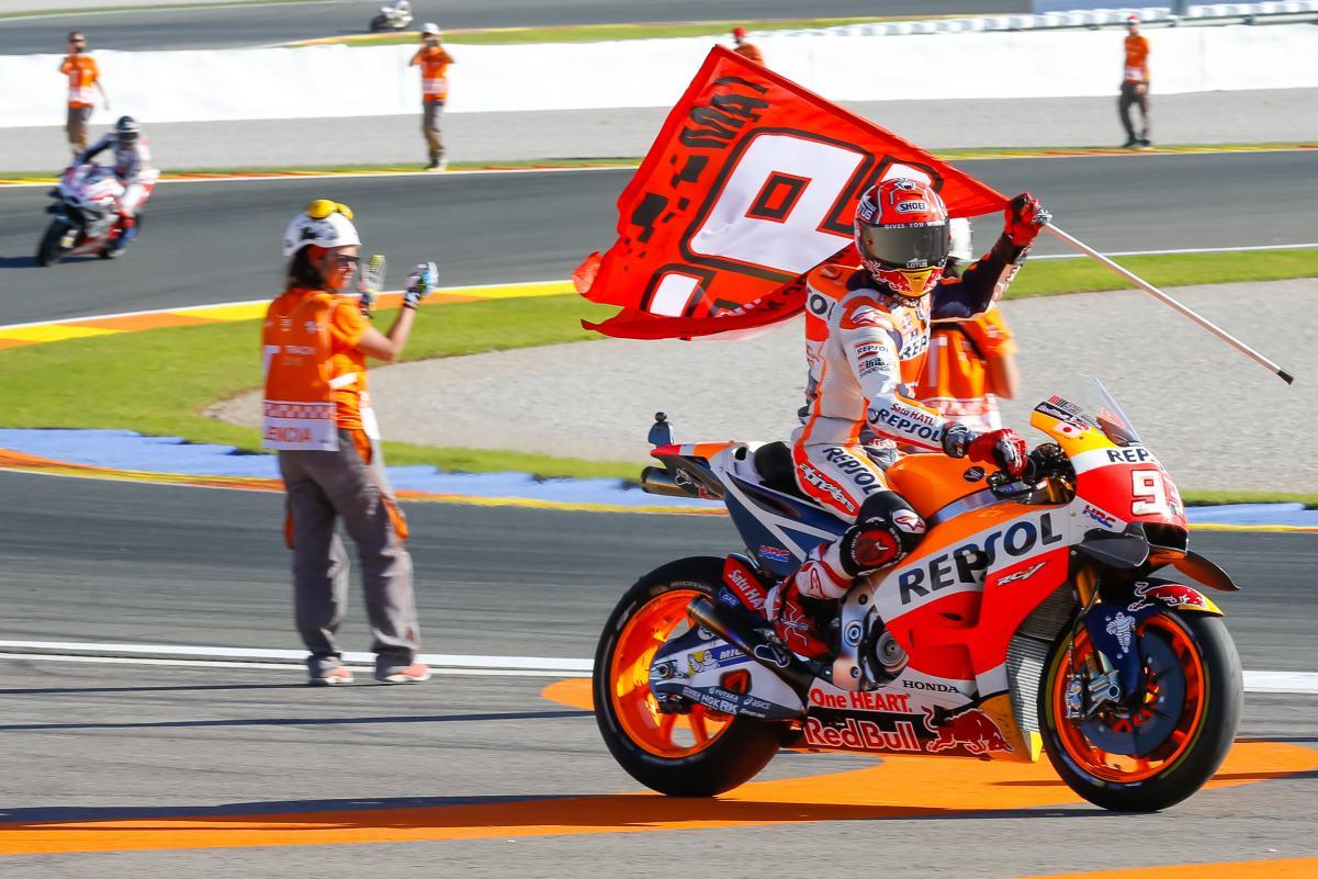Marc Marquez, Repsol Honda Team, Gran Premio Motul de la Comunitat Valenciana © motogp