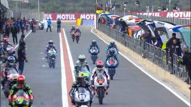 The full Warm Up session for the Moto3™ World Championship at the #ValenciaGP.
