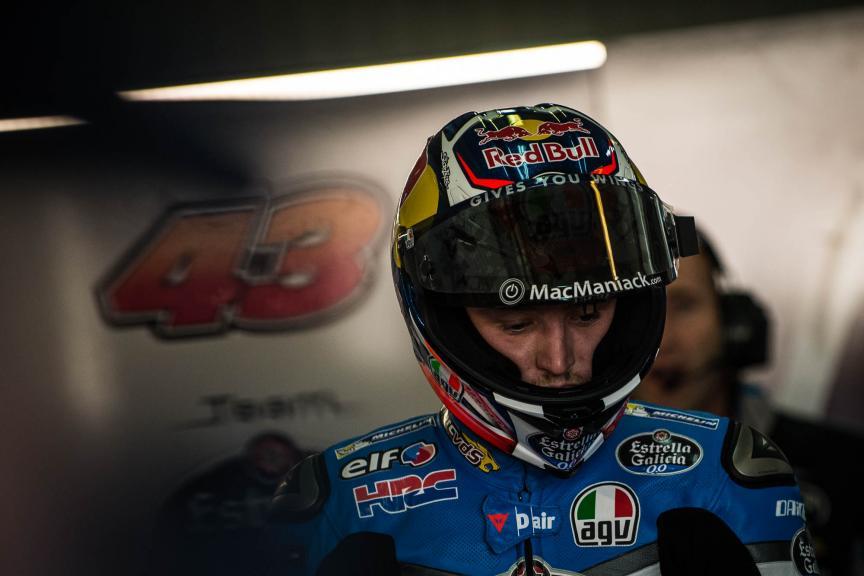 Jack Miller, Estrella Galicia 0,0 Marc VDS, Gran Premio Motul de la Comunitat Valenciana © 2016 Scott Jones, PhotoGP