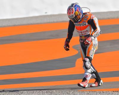 Pedrosa: «J'aurais vraiment voulu terminer cette course»