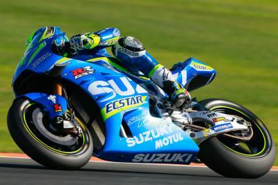 A. Espargaró: «Estoy orgulloso de haber estado en Suzuki»