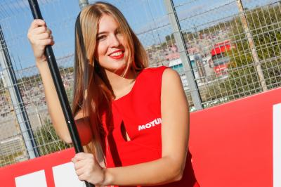 Le Paddock Girls del #ValenciaGP