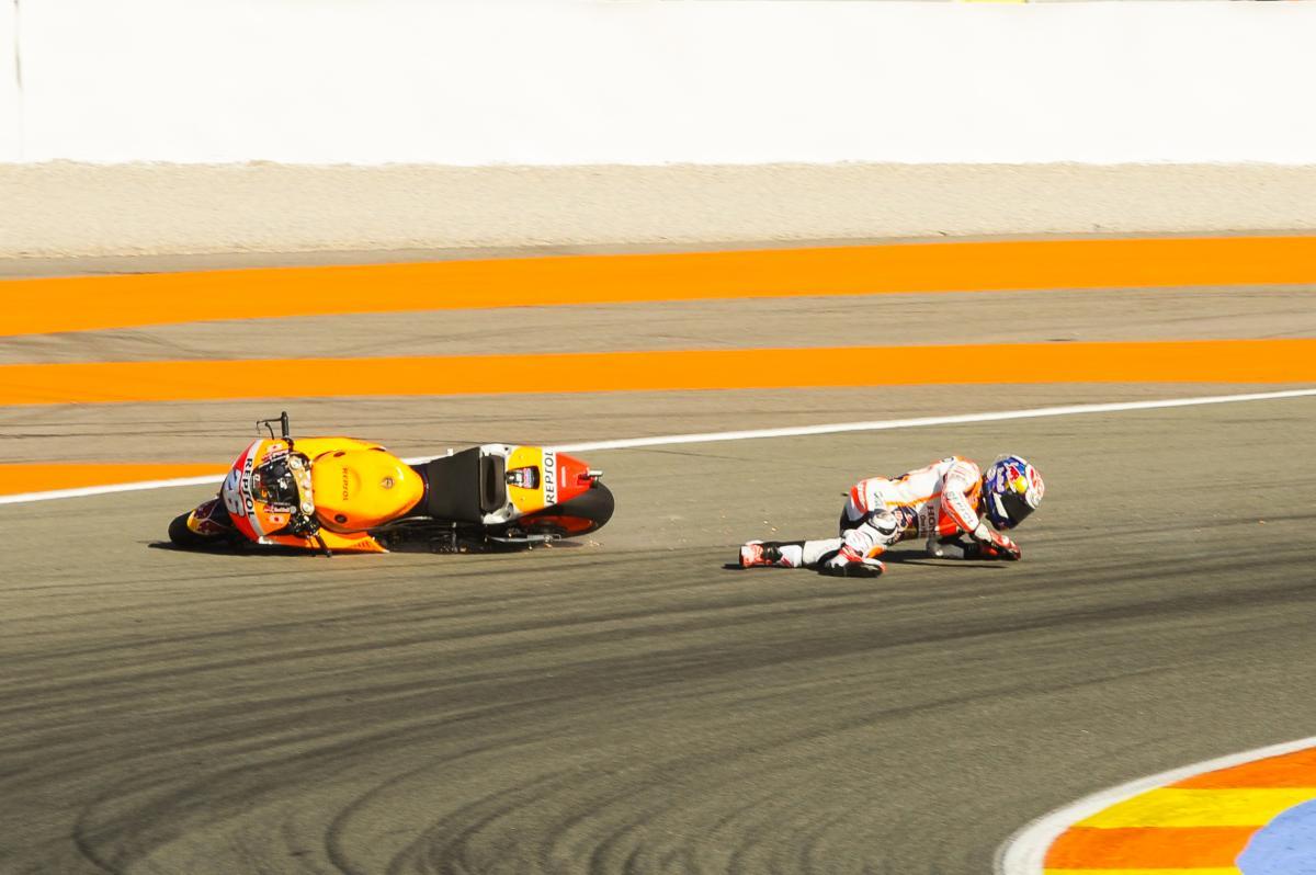 Crash Analysis: #ValenciaGP | MotoGP™