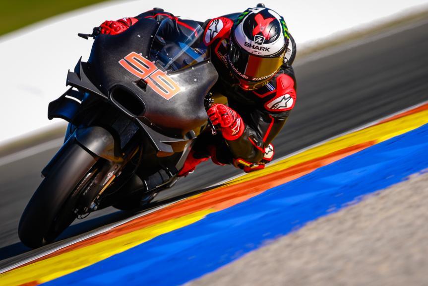 MotoGP™ Valencia MotoGP™ Official Test