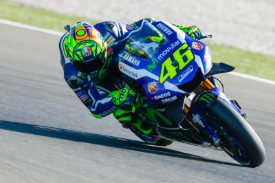 Rossi: 'We still have a few kilometers to do...'