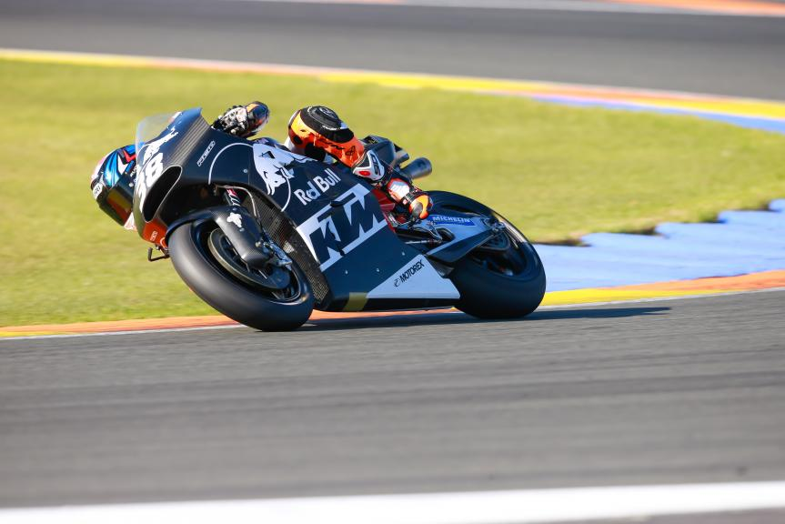 Bradley Smith, Red Bull Ktm Factory Racing, Valencia MotoGP™ Official Test
