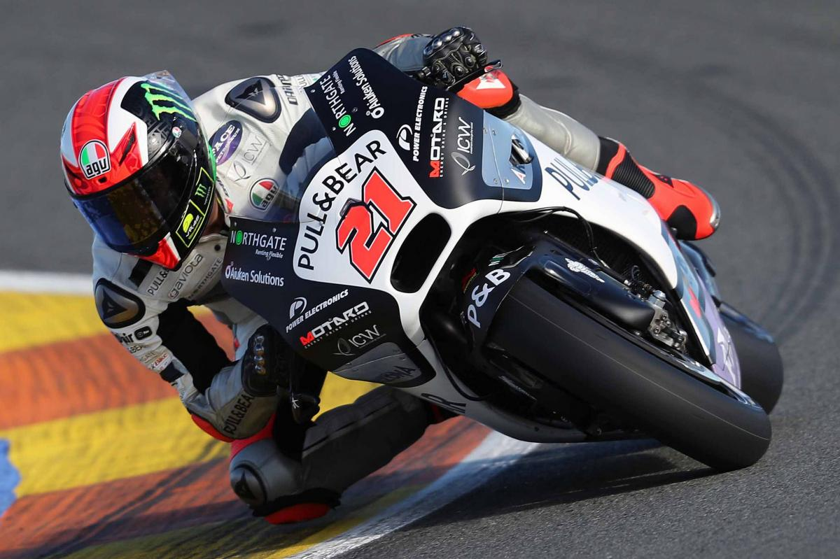 Bagnaia gets his MotoGP™ test ride! | MotoGP™