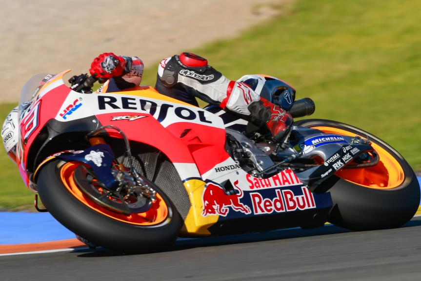 Valencia MotoGP™ Official Test