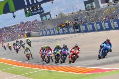 Decision of the Grand Prix Commission in Valencia