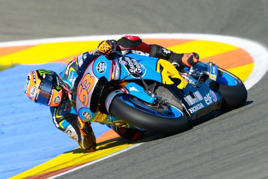 Valencia MotoGP™ Official Test