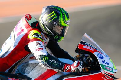 "Crutchlow: ""Positives and negatives"""