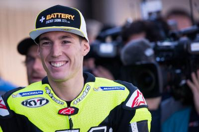 "Aleix Espargaro: ""The bike is better than I expected"""