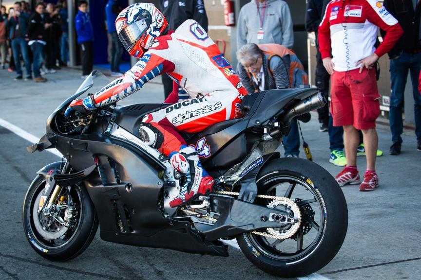 Valencia MotoGP™ Official Test  © 2016 Scott Jones, PhotoGP