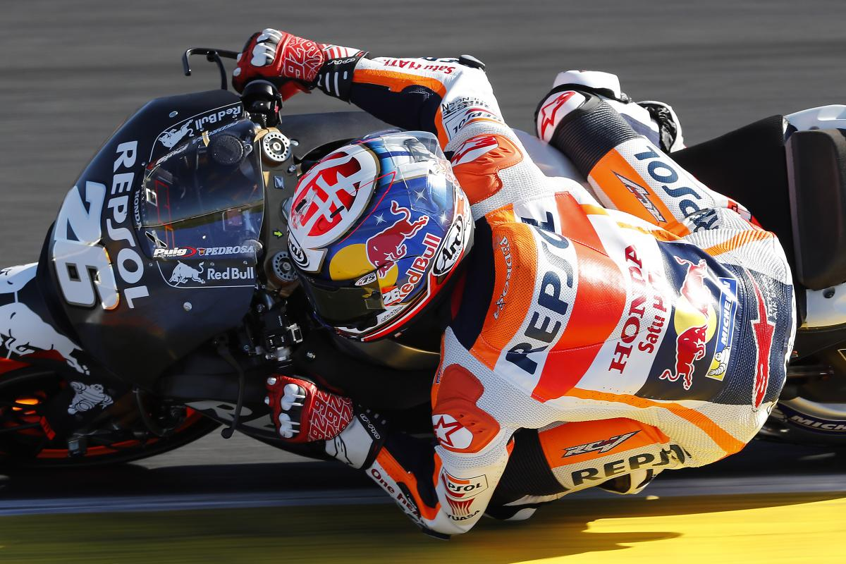 """Pedrosa: """"There are positives and things we need to work on"""" 