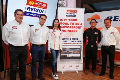 Monlau Repsol: Online Masters for Motorsports Engineers