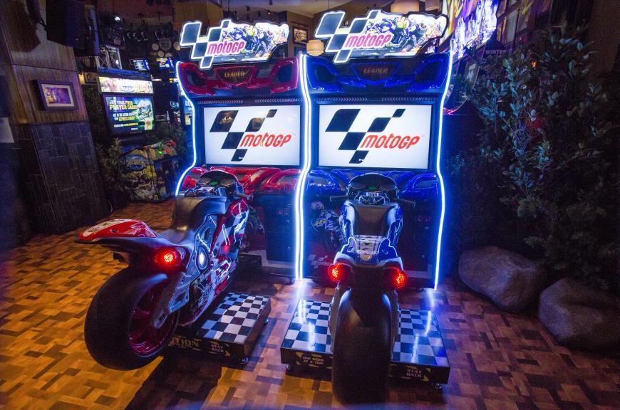 Photos arcade