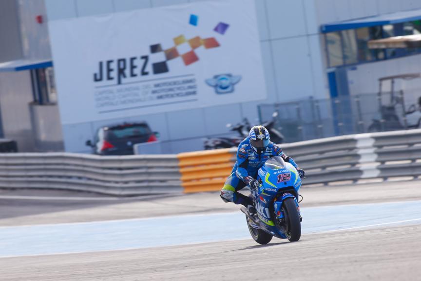 Jerez MotoGP™ Test