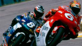Relive all of the action from the 1998 Japanese Grand Prix at Suzuka.
