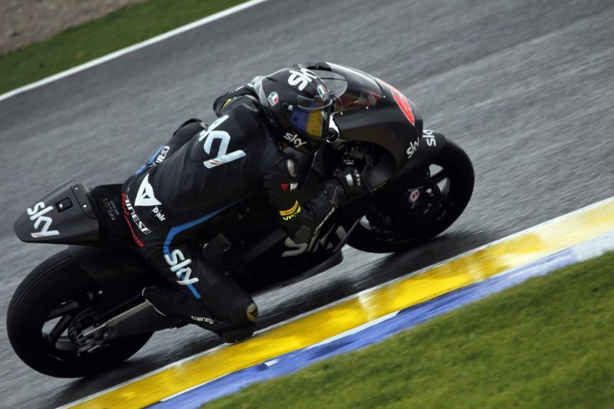 Francesco Bagnaia, Sky Team