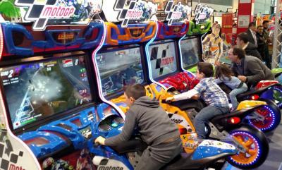 Introducing MotoGP™: the Arcade Game