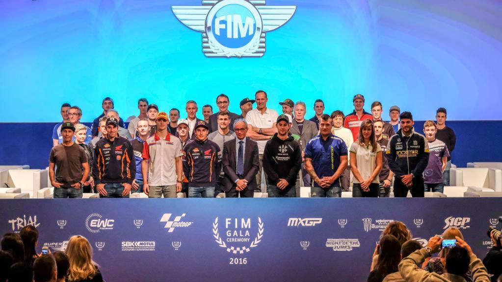 2016 FIM Gala Press Conference