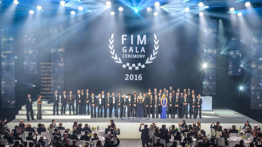 2016 FIM Gala Ceremony