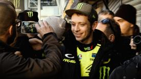 VR46 takes another win on home soil at the Monza Rally Show