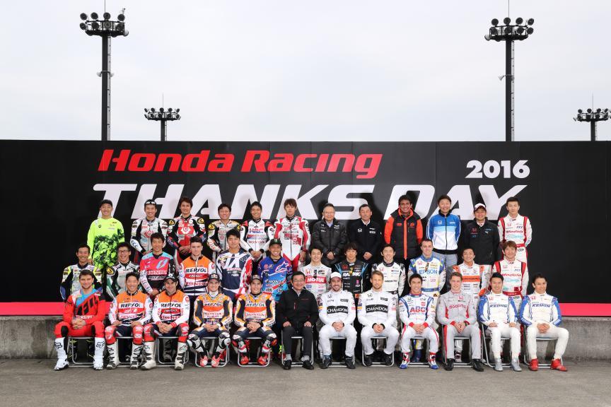 Honda Thanks Day