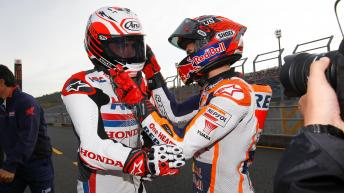 2016 Honda Racing THANKS DAY