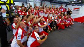 After some troubled moments early in 2016, Ducati enjoyed a fruitful season with Grand Prix victories for both Iannone and Dovizioso.