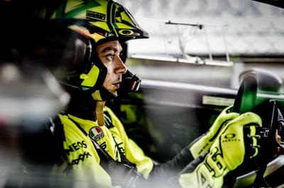 Rossi takes the Monza Rally